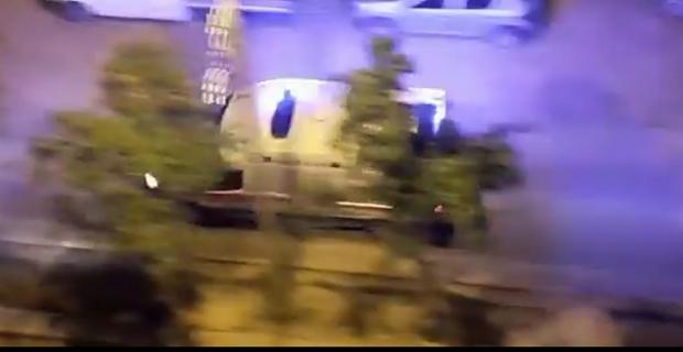 Tatvan'da çatışma!