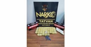 Tatvan'da 19 kilo eroin, 2 buçuk kilo metamfetamin ele geçirildi