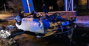Tatvan#039;da trafik kazası: 4 yaralı!