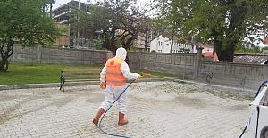 Tatvan'da camiler ilk cuma namazına hazırlanıyor