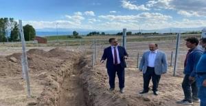 Ahlat Belediyesi güneş enerji sistemi kuruyor