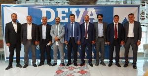 DEVA Partisi Bitlis'te teşkilatlarını tanıttı