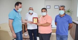 Mesleki Yeterlilik sertifika dağıtım töreni düzenlendi