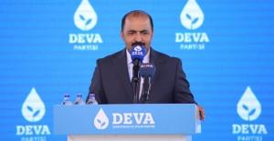 DEVA Partisi Bitlis 1. olağan kongresi gerçekleştirildi