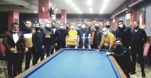 Tatvanda 'Bilardo Bölge Şampiyonası...