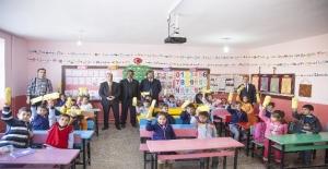 Ahlat'ta 'Sağlıklı Dişler, Sağlıklı Gülüşler' projesi