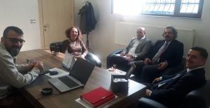 İhracatçılar Birliğinden Tatvan'a ziyaret