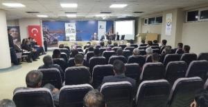 Tatvan'da 'Teşvik Paketleri' bilgilendirme toplantısı düzenlendi
