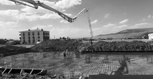 Güroymak'ta Halk Eğitim Merkezi binasının temeli atıldı