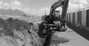 Bitlis Belediyesi alt yapı çalışmaları devam ediyor