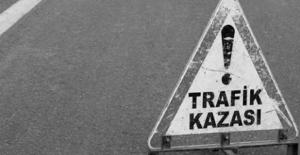 Bitlis'te trafik kazası: 4 yaralı!