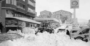 Bitlis Belediyesinden karla mücadele seferberliği