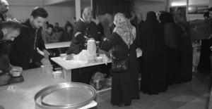 Tatvan'daki kadınlardan mültecilere yardım eli