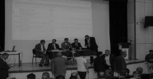 Bitlis'te Türkiye Belediyeler Birliğine üye seçimi yapıldı