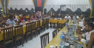 BİTSİAD Güroymak'ta istişare toplantısı düzenledi