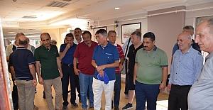 TATSO BETAV üyelerini ilçemizde ağırladı