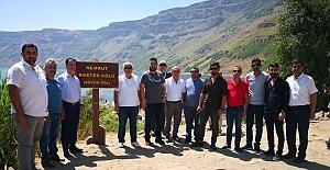 TATSO, Irak'lı Turizm Acenteleri temsilcilerini ağırladı