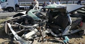 Ahlat'ta kaza: 3 ölü, 3 yaralı!