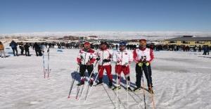 BEÜ Kayak Takımı Türkiye üçüncüsü oldu