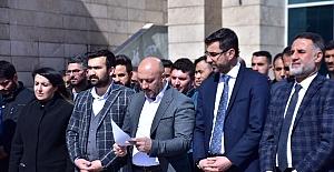 Bitlis AK Parti'den CHP Grup Başvekiline kınama