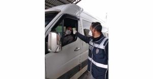 Tatvan'da salgın yasaklarına uymayanlara ceza kesiliyor