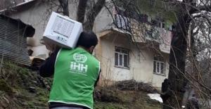 Bitlis İHH'dan, yardım seferberliği