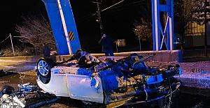 Tatvan'da trafik kazası: 4 yaralı!