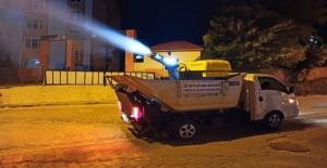 Bitlis Belediyesinin ilaçlama çalışmaları devam ediyor