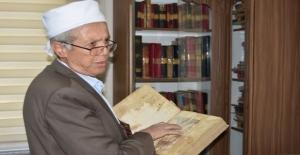 Bitlis'in 6 yüzyıllık el yazması ilim kitapları tarihe ışık tutacak