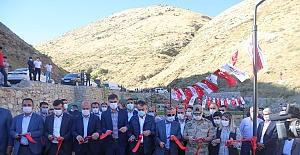 """Bitlis'te """"Altunkalbur Mesire Alanı"""" hizmete açıldı"""