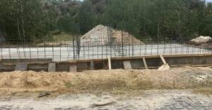 Skandalın yeni adresi Nemrut Krateri; Doğal sit alanına betonarme yapı!