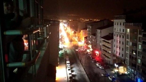 Bitlis'ten Sağlık Çalışanlarına Alkışlı Destek